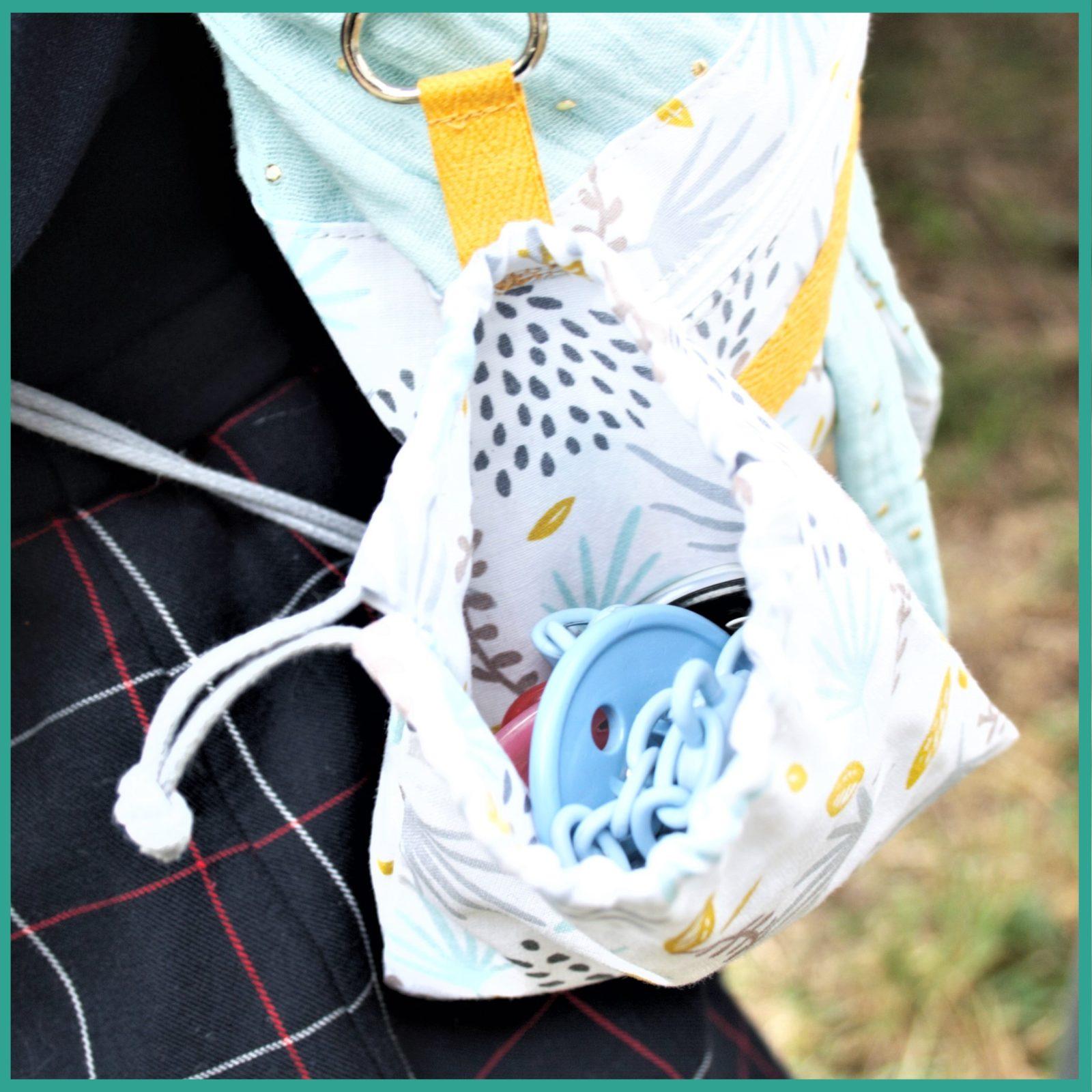 Patron couture - Le sac lapinou - La P'tite Main