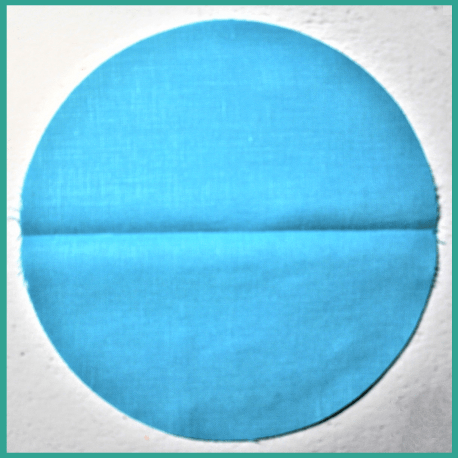 Couper des cercles parfait