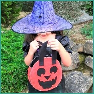Le sac pumpkin - La P'tite Main