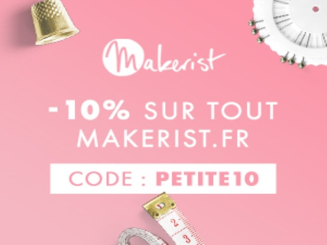 Promo Makerist / La P'tite Main