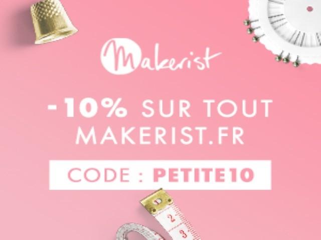 Promo Makerist / La P'tite Main
