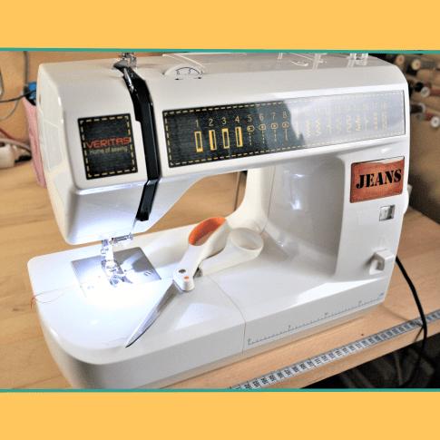 1 - Machine JSA18 Veritas - La P'tite Main