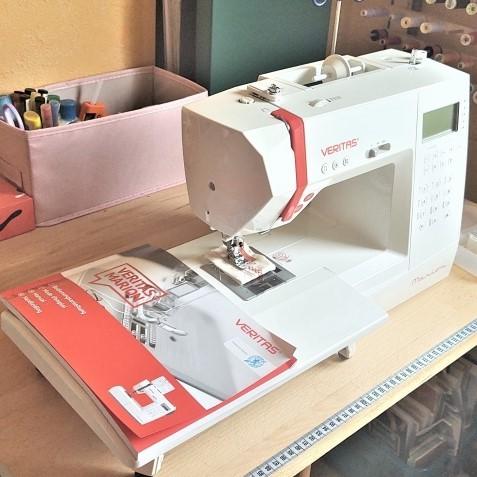 1 - Machine à coudre Marion Veritas - La P'tite Main