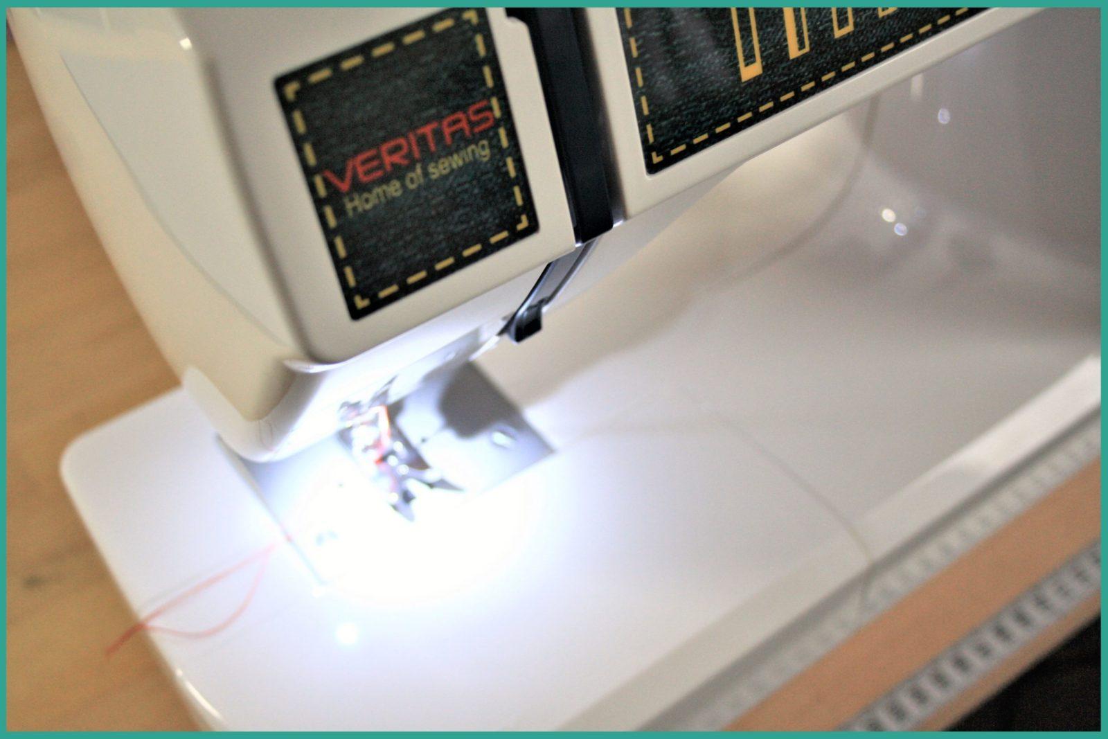 La machine JSA18 de Veritas - La P'tite Main