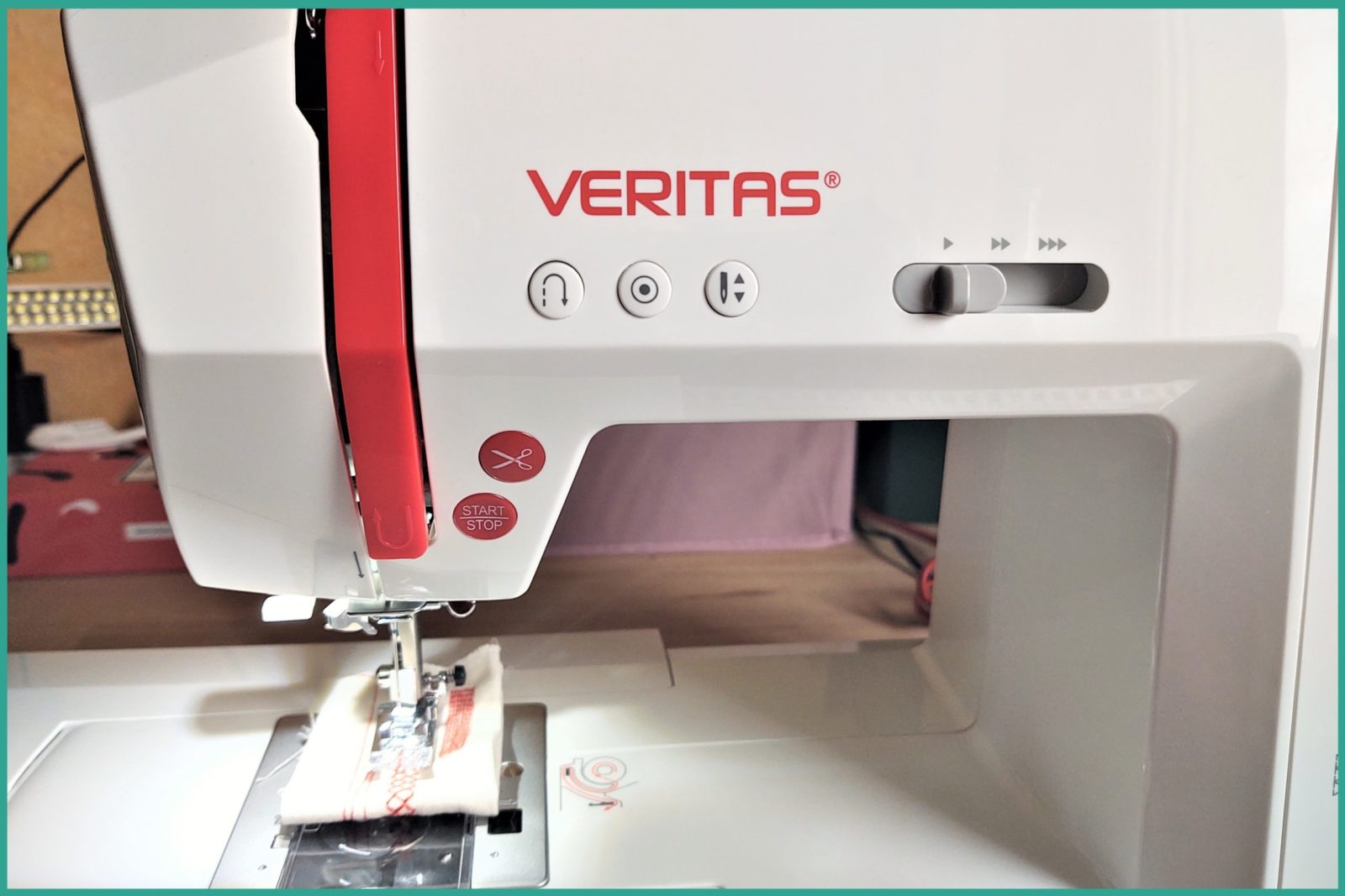 La machine à coudre Marion de Veritas - La P'tite Main