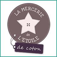 logo La Mercerie de l'étoile coton